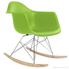 2019 Eames RAR Style Mid Century Modern Molded Plastic Rocking Rocker Shell  Arm Chair From Newlife2016dh, $56.76 | DHgate.Com Eames Dsw Fiberglass Chair Raw Umber Maple Vintage Rar Fiberglass Rocking Chair By Charles Ray For Herman Miller 1980s Design Market Vitra Lounge Ottoman Beauty Versions Walnut With White Pigmentation Clay 89 Cm Alinium Polished Seat Padfelt Pad Plastic Arm Chairs Dar Daw Dax Hey Sign Headline Swivel 8 Hottest Scdinavian To Get Your Interior Space Pp Light Choco Designers Tips Comfort The Table Looking The Rocking In Turquoise Sale Usedsolid Wood Ding Fniture Replica Diiiz