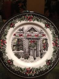 Spode Christmas Tree Village Cookie Jar by My New Christmas Dishes Tjmaxx 4 99 Christmas Dishes