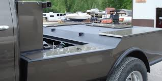 100 Custom Flatbed Trucks Truck Beds And Fabrication Mr Trailer Sales New