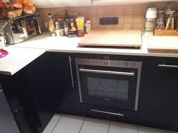 ikea küche schwarz weiß