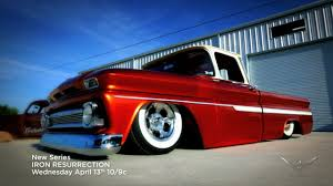 100 2 Brothers Custom Trucks Iron Resurrection New Series Wed Apr 13 109c YouTube