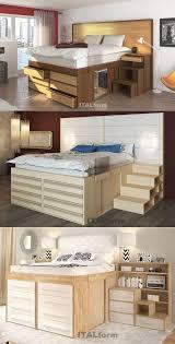 3 platzsparende ideen für kleine schlafzimmer für ideen