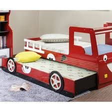 Fire Truck Bedroom Decor Toddler Images About Interactive Play Es ...