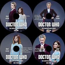 doctor who staffel 9 dvd covers by tarvanis on deviantart