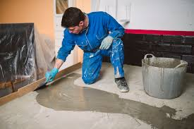 how to install cement board like durock or hardiebacker