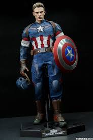 Hot Toys 16 Age Of Ultron Captain America