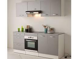 conforama cuisine equipee cuisine spoon color coloris gris vente de les cuisines prêts à