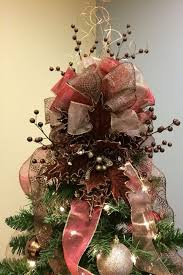 Christmas Tree Toppers Ideas by 11 Best Christmas Tree Topper Ideas Images On Pinterest With Tree