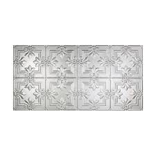 Black Ceiling Tiles 2x4 Amazon by Fasade Traditional 2 2 Ft X 4 Ft Glue Up Ceiling Tile In