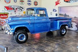 100 1957 Gmc Truck GMC Napco 100 4x4 Classic Cars Of Sarasota