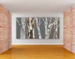 Oversized Extra Large Wall Art Canvas Print Tree Landscape Dining Room Huge Living Bedroom Office Artwork