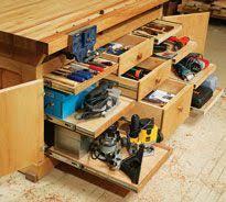 Full Storage Workbench