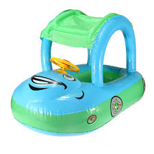 Inflatable Bath For Toddlers by Inflatable Baby Float Seat Boat Tube Ring Car Sun Shade Swim