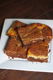 Marbled Pumpkin Cheesecake Brownies by Sugar Archives Marguerites Cookbook