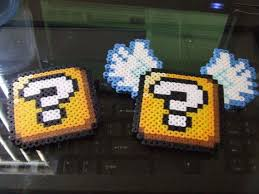 super mario brothers question mark block set 2 by melparadise my