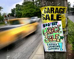 13 Organizing Tips for a Successful Garage Sale