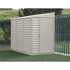Plastic Storage Sheds At Menards by 16 4x8 Sidemate Storage Shed 4x8 Lean To Shed With Window