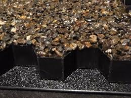 Diy Pea Gravel Patio Ideas by Decor U0026 Tips Solepave A Resin Bound Gravel Surface With Core