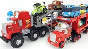 Disney Pixar Mack Truck Disney Cars 3 Lightning Mcqueen Mack Truck ...
