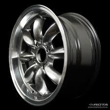 ROTA RB (15, 16, 17 Inch) Wheels | Minilite Style Wheels | Pinterest ...