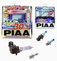 piaa bright headlight fog light bulbs for honda civic