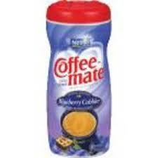 Nestle Coffee Mate Blueberry Cobbler Powder Creamer
