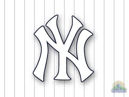 New York Yankees Coloring Pages FunyColoring