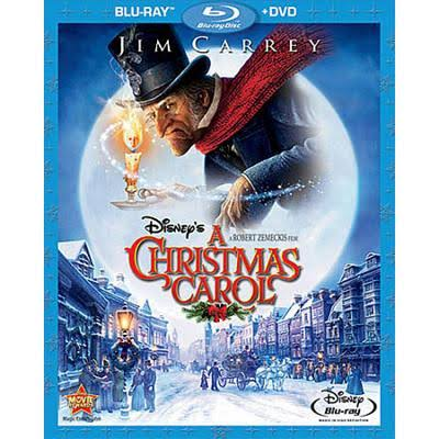 Disney's a Christmas Carol Bluray