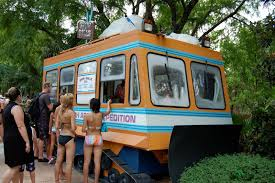 100 Snack Truck Snow Balls Disneys Typhoon Lagoon Blizzard Beach