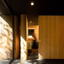 100 House And Home Pavillion Timber Walls Disguise Secret Spaces Within Tiny Pavilion