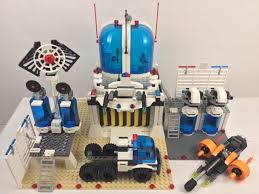 100 Lego Space Home LEGO SPACE PATROL CENTRAL STSTION BUILDING SET 5985 LEGO