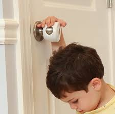 Door Knob Covers 4 Pack Child Safety Cover Child Proof Doors