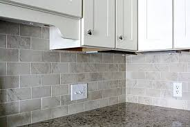 Stone Tile Backsplash Menards by Peel And Stick Glass Tile About Aspect Peel U0026 Stick Glass