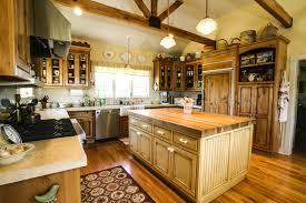 groutless tile backsplash kitchen industrial with breakfast bar