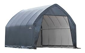 100 20 Ft Truck Amazoncom ShelterLogic GarageinaBox SUV Shelter Grey 13