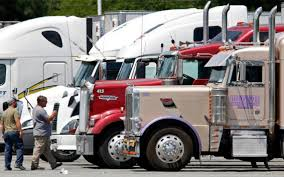 Truckers Face Shortage Of Parking Spots To Stop And Rest | News ... The Rise Of Ytopark North Carolina Truck Stop To Get Idleair Electrification Stations Iowa 80 Wikipedia Truck Plans Major Expansion News Obsver Kenly 95 Stop Nc Editorial Stock Image Swag Tg Stegall Trucking Co Roundup Tony The Tiger Back In Headlines Another Kelty Tank Lines Inc Burlington Rays Photos Royalty Free Images Truckstop Dixie Boy Maximum Ordrive Youtube