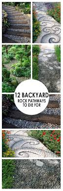12 Backyard Rock Pathways To Die For | Pathway Ideas, Popular Pins ... Great 22 Garden Pathway Ideas On Creative Gravel 30 Walkway For Your Designs Hative 50 Beautiful Path And Walkways Heasterncom Backyards Backyard Arbors Outdoor Pergola Nz Clever Diy Glamorous Pictures Pics Design Tikspor Articles With Ceramic Tile Kitchen Tag 25 Fabulous Wood Ladder Stone Some Natural Stones Trails Garden Ideas Pebble Couple Builds Impressive Using Free Scraps Of Granite 40 Brilliant For Stone Pathways In Your