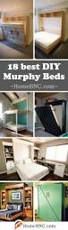 Diy Murphy Bunk Bed by Best 25 Murphy Bunk Beds Ideas On Pinterest Beds For Small