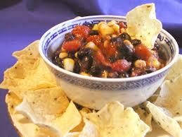 Weight Watchers Pumpkin Mousse Points Plus by Black Bean Corn And Salsa Dip Weight Watchers Recipe Black