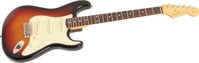 Fender American Vintage Hot Rod 62 Stratocaster Electric Guitar