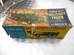 Military Truck Marx Power Mite Made In Hongkong UK For Repair Or ... Parts Of Military Truck Model With Radar Vexmatech Medium Big Mikes Motor Pool Military Trailer Cable Plug For Vehicle Side Wpl Radio Controlled Cars Off Road Rc Car 116 Crawler Old Military Car Automotive Parts Market And Vintage Meeting For B1 Frontrear Bridge Axle Pickup Trucks For Sale In Ohio Expert Amg M813a1 Army Surplus Vehicles Army Trucks Truck Largest Humvee Scissor Jack Handle Okosh M1070 Wikipedia Texas Vehicles 24g 4wd Offroad Rock
