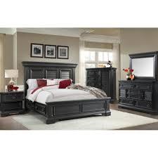 monterrey bedroom bed dresser mirror queen monte3pcqnbr