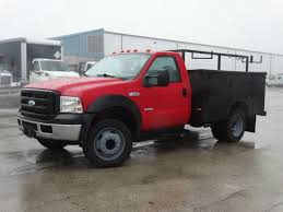 100 Lyons Truck Sales Used 2006 Ford Super Duty F450 DRW For Sale IL VIN