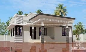 100 Contemporary House Photos Single Floor Contemporary House Kerala Home Design