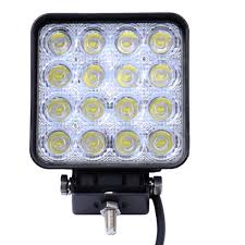 Monster Lights 16-LED Extra-Bright Flood Light With Cross Vehicle ... Best Led Spotlights For Trucks Amazoncom Truck Lite Led Spot Light With Ingrated Mount 81711 Trucklite Rigid Industries D2 Pro Flush Mount Lights 1513 Senzeal 5d 90w 9000lm Cree Chip Flood Beam Offroad Work Great Whites Lights 4wds Cars 2x 4inch 1800lm 18wcree Led Bar Spotflood Lamp Green Hunting Fishing 10 Inch High Power For Vehicles 18w Cree Pod Fog Jeep Off Trucklitesignalstat 4x6 In 1 Bulb 1450 Lumen Black Rectangular 4 Inch 27w Round Amber Ligh 1030v Rund 35w Driving 3 Road Bars Trucks Offroad Sale