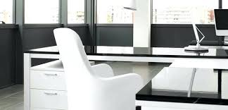 bureau blanc brillant bureau blanc brillant maclaminac blanc a bureau management avec