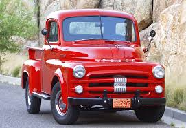100 Ton Truck Ram On The Rise 1953 Dodge Bseries 12 Hemmings Daily