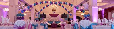 Quinceanera Decorations For Hall by Millenium Decorations Catering Banquet Hall Decorations Chicago