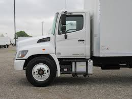 2016 Used HINO 268 (24ft Box Truck With Liftgate) At Industrial ... L601 La86io 0516indd Liftgate Service Welcome To Beaver Express Ford Cutaway Truck Wliftgate Harrisburg Budget Rent A Car Arizona Commercial Sales Llc Rental 2016 Used Hino 268 24ft Box With At Industrial Trucks New Transportation Marketplace Site Moving Rentals Canada With Tommy Gate Railgate Series Dockfriendly 2018 Isuzu Npr Hd 16ft Dry Boxtuck Under Liftgate Box Truck