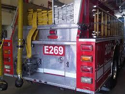 100 Fire Lights For Trucks Los Angeles Department Engine Truck E269 Rear Vi Flickr